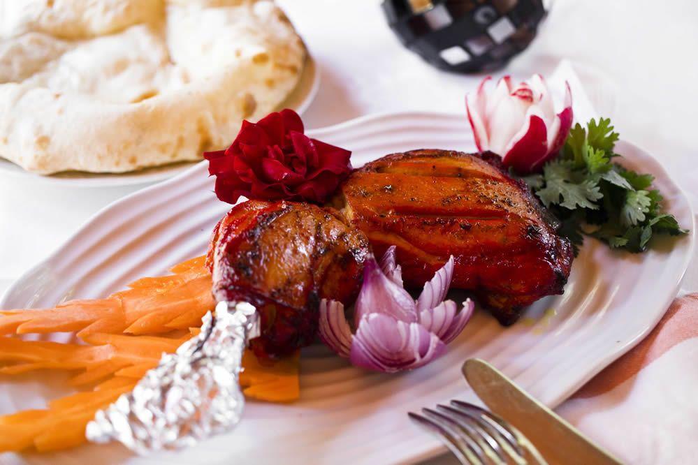 Pollo al Tandoori